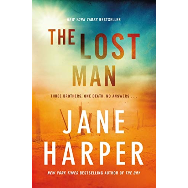 The Lost Man  Hardback 2019