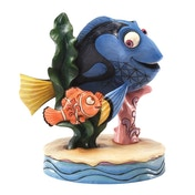 Disney Traditions Finding Nemo Floating Friendship Nemo and Dory Figurine