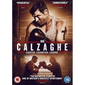 Mr Calzaghe DVD