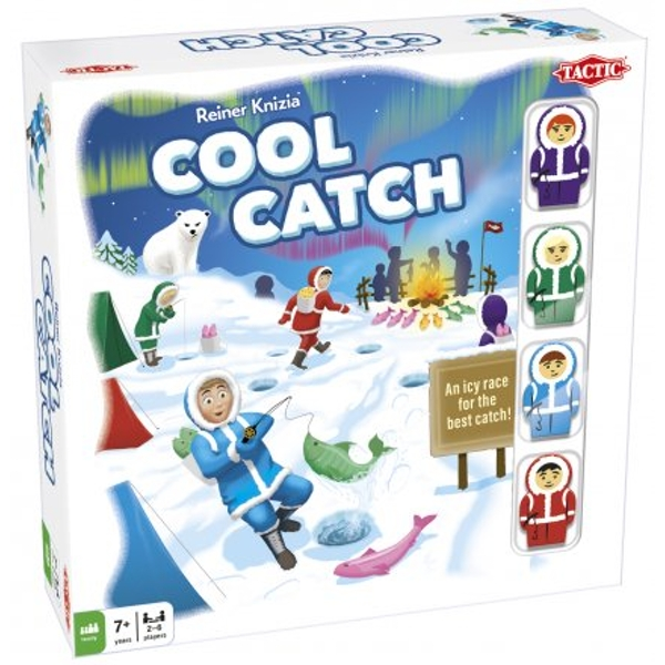 Cool Catch Board Game