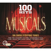 Various Artists - 100 Hits - Musicals CD