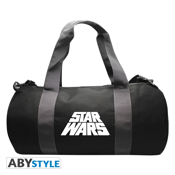 Star Wars - Logo Grey/Black Backpack
