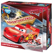 Revell Cars Level 1 Junior Kit Advent Calendar 2018