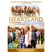 Heartland The Complete Eighth Season DVD