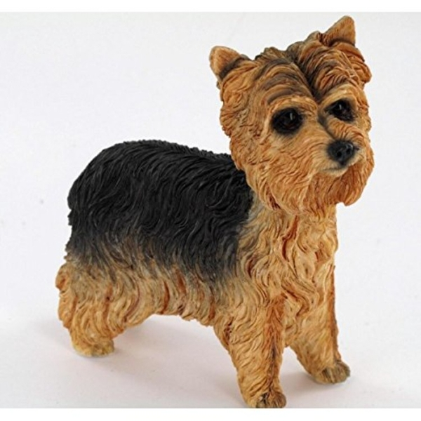 Yorkshire Terrier Figurine By Lesser & Pavey