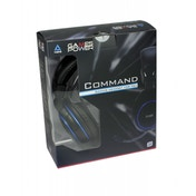 Games Power Command Wired Gaming Headset PS4