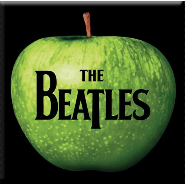 The Beatles - Apple Logo Fridge Magnet