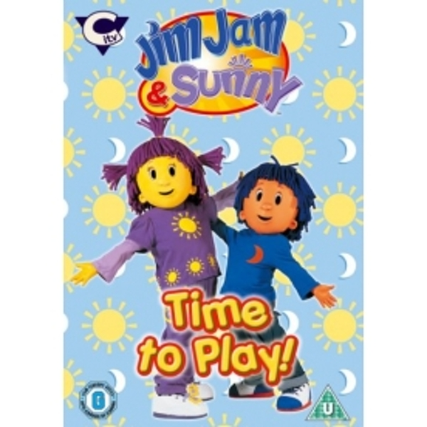 Jim Jam And Sunny: Volume 1 - Time To Play DVD