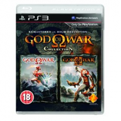 God Of War Collection Game PS3