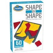 Thinkfun Shape by Shape - Creative Pattern Game