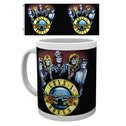 Guns N Roses  Skeleton Mug