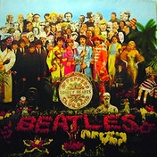 The Beatles ‎– Sgt. Pepper's Lonely Hearts Club Band LP Vinyl