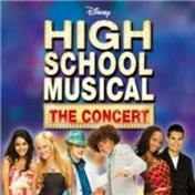 High School Musical The Concert CD