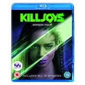 Killjoys Season 4 Blu-ray