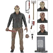 Jason (Friday The 13th Part 4) Neca Action Figure