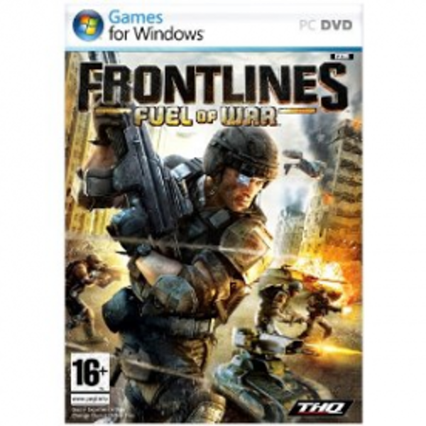 Frontlines Fuel Of War Game PC - Image 1