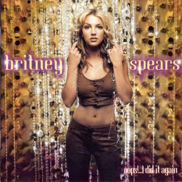 Britney Spears - Oops!...I Did It Again 20th Anniversary Picture Disc Vinyl