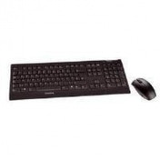CHERRY JD-0400GB-2 B.Unlimited AES Wireless Desktop Keyboard and Mouse (Black) - UK