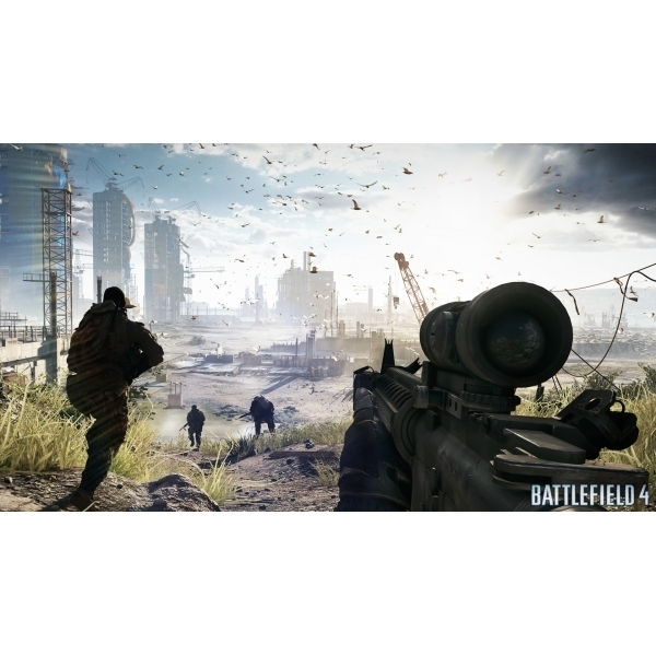 Battlefield 4 Game PS3 - Image 3