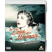 The Love Of A Woman  Blu-ray   DVD