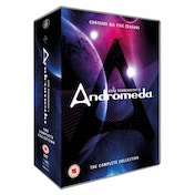 Andromeda - The Complete Collection DVD