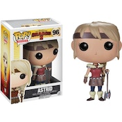 Ex-Display How to Train Your Dragon 2 Astrid Pop! Vinyl Figure Used - Like New