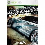 Need For Speed Most Wanted Game Xbox 360