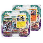 Pokemon TCG Sun & Moon Guardians Rising Triple Pack Booster