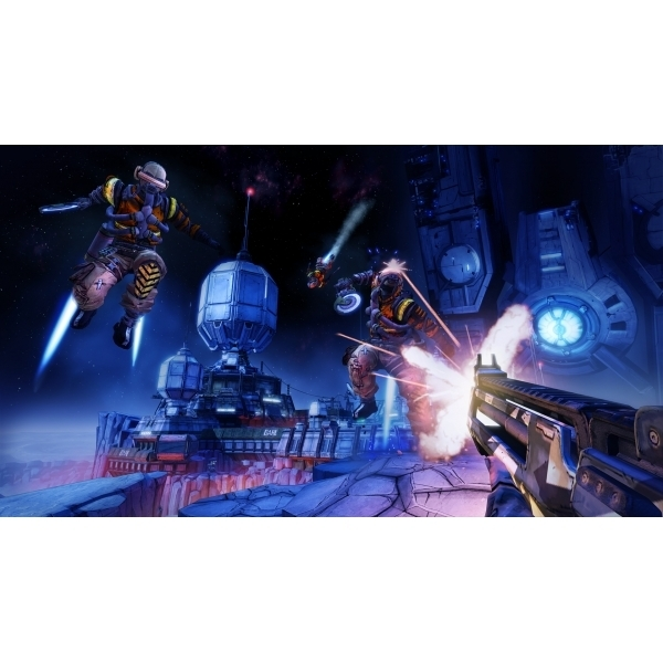 Borderlands The Pre-Sequel! PC Game (with Shock Drop Slaughter Pit DLC) (Boxed and Digital Code) - Image 5