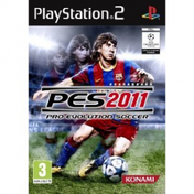 Pro Evolution Soccer PES 2011 Game PS2