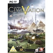 Sid Meier's Civilization V 5 Game PC