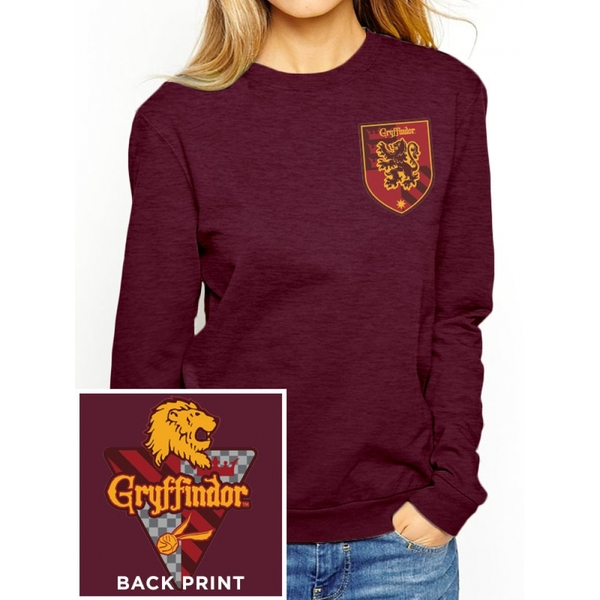 43032d1e1 Hey! Stay with us... Harry Potter - House Gryffindor Women's Small T-Shirt  ...