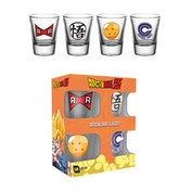 Dragon Ball Z - Mix Shot Glasses