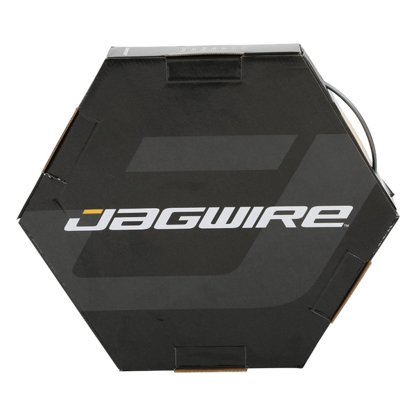 Jagwire Sport Brake Outer Casing 5mm CGX Ice Grey 30m Workshop Roll