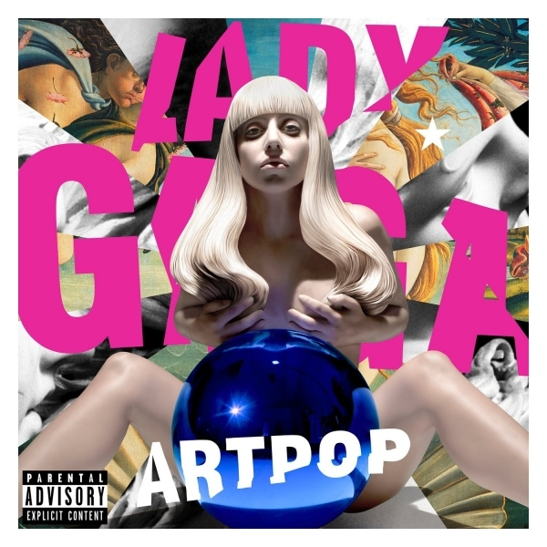 Lady Gaga ARTPOP Deluxe Edition CD