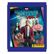 Guardians Of The Galaxy Vol. 2 Movie Sticker Collection (50 packs)