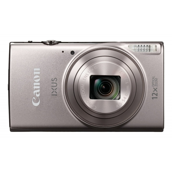 Canon IXUS 285 Compact Camera with 3-Inch LCD Screen Silver