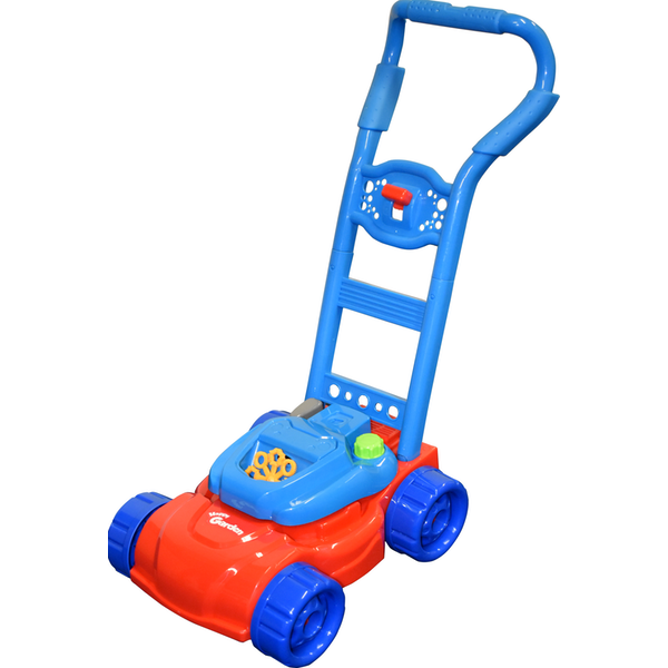 Bubble Mower with Solution