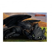 How to Train Your Dragon 2 Toothless Cute Maxi Poster