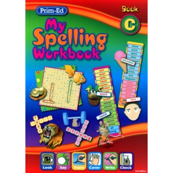 My Spelling Workbook: Book C by Prim-Ed Publishing (Paperback, 2011)