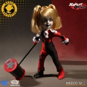 Classic Harley Quinn Unmasked Living Dead Doll