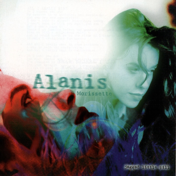 Alanis Morissette - Jagged Little Pill Vinyl