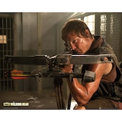 The Walking Dead Daryl Mini Poster