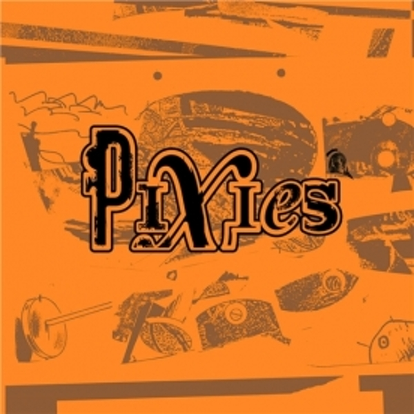 Pixies Indie Cindy CD