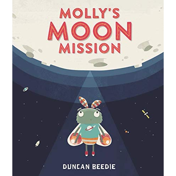 Molly's Moon Mission  Paperback / softback 2019