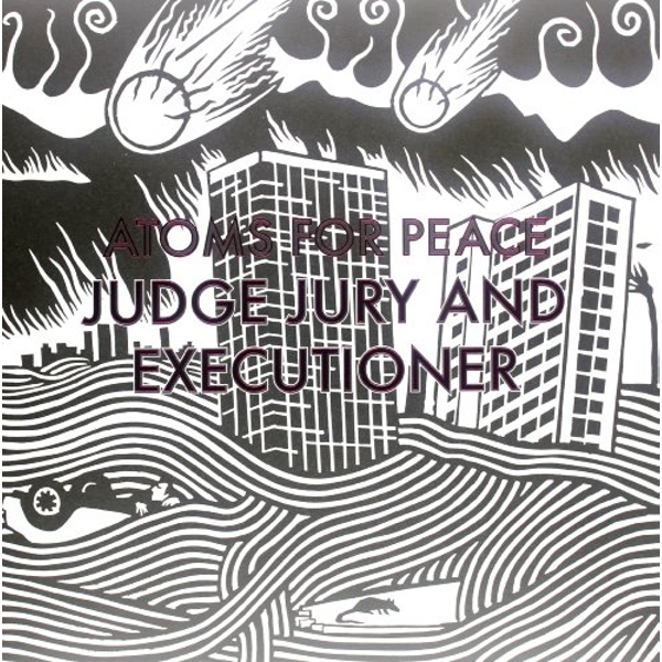 "Atoms For Peace- Judge Judy & Exectioner 12"" Vinyl"
