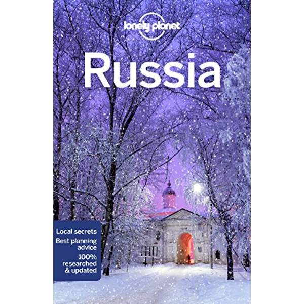 Lonely Planet Russia  Paperback / softback 2018