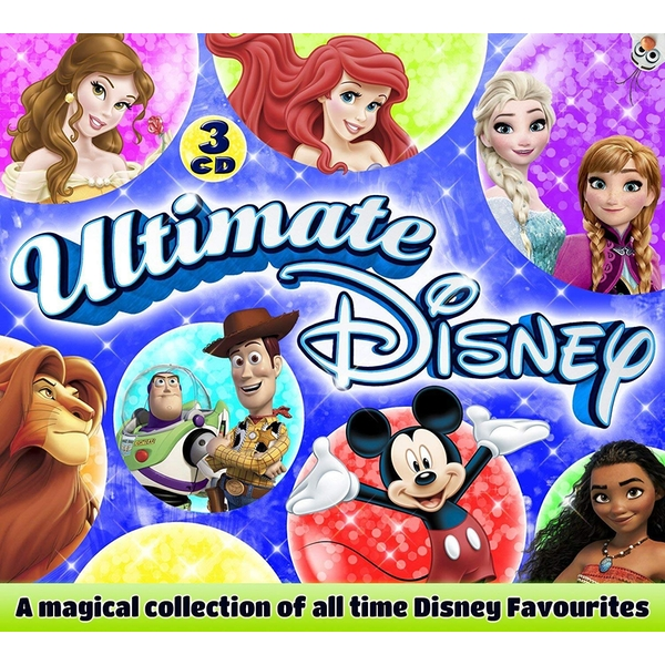 Ultimate Disney CD