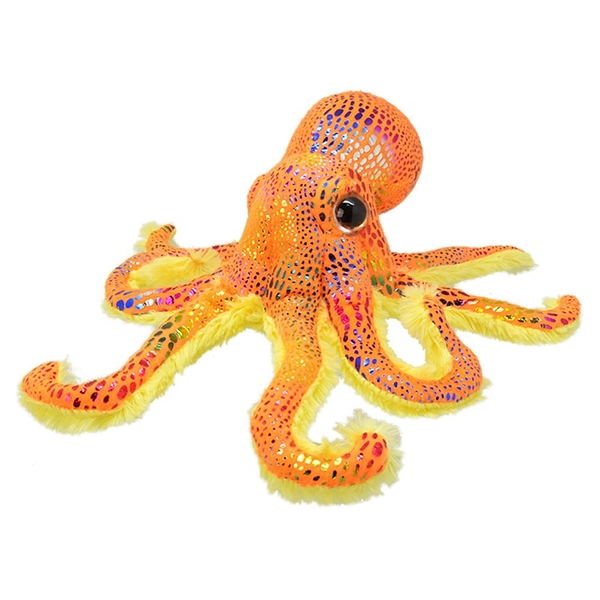 All About Nature Octopus 20cm Plush