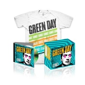 Green Day - Tre (T-Shirt & CD Boxset) CD
